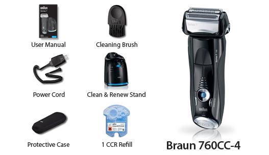 braun series 7 760cc 4 manual