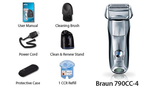 braun 790cc 4 Series7