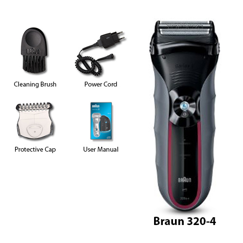 braun 320 4 320s series3