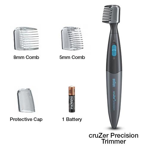 braun cruzer6 precision