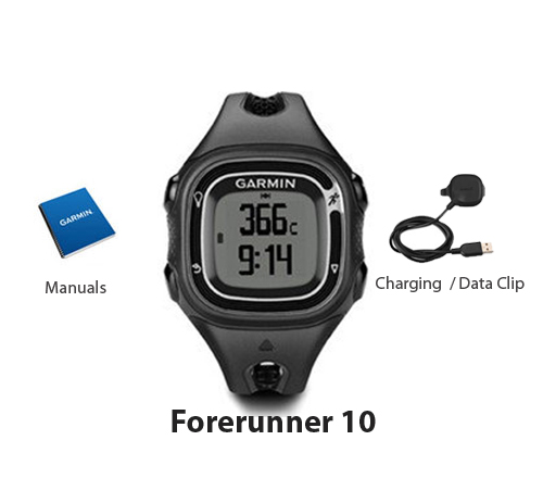 garmin forerunner 10 watch only. Black Bedroom Furniture Sets. Home Design Ideas