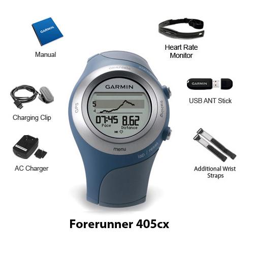 Forerunner 405CX