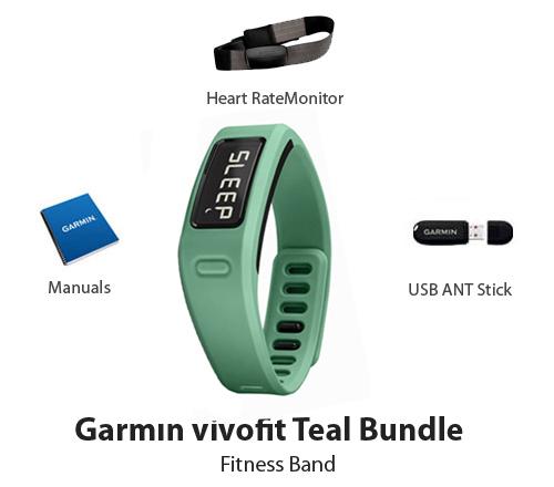 garmin vivofit bundle