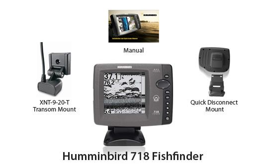 humminbird 718 ff