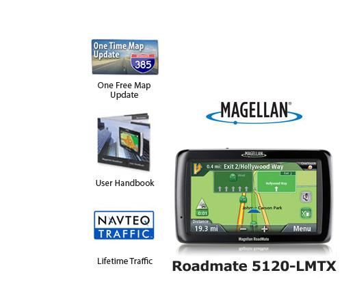 magellan roadmate5120 lmtx