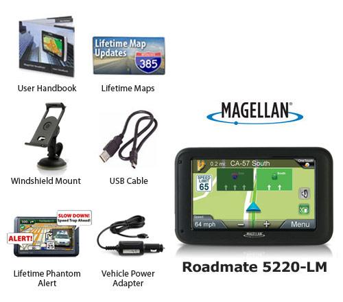 magellan roadmate5220lm