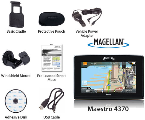 magellan maestro 4370
