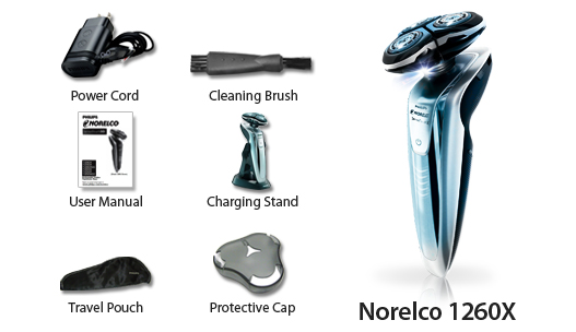 norelco 1260 x 8500