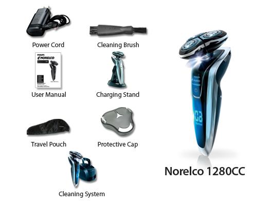 norelco 1280CC 8900