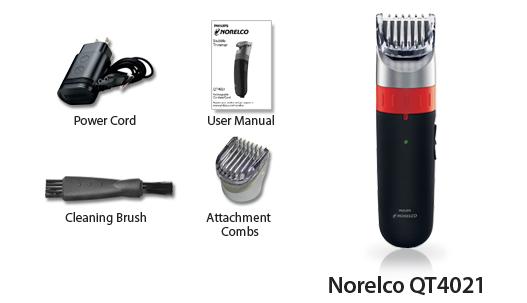 norelco qt4021 QT4019
