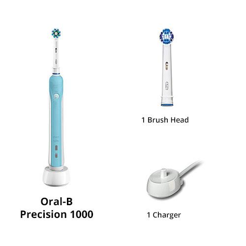 oral b precision 1000