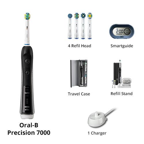 oral b precision 7000