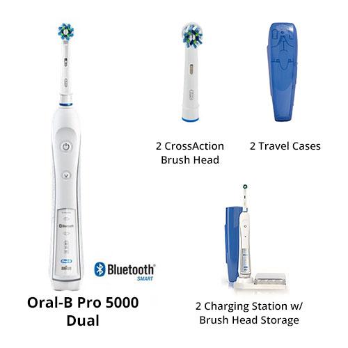 oral b pro 5000 dual