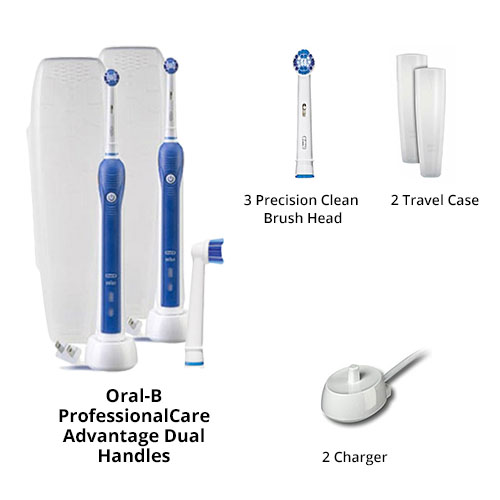 oral b pcd16.533.3uh advantage