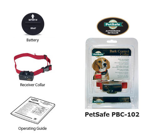how to tell if petsafe bark collar is working