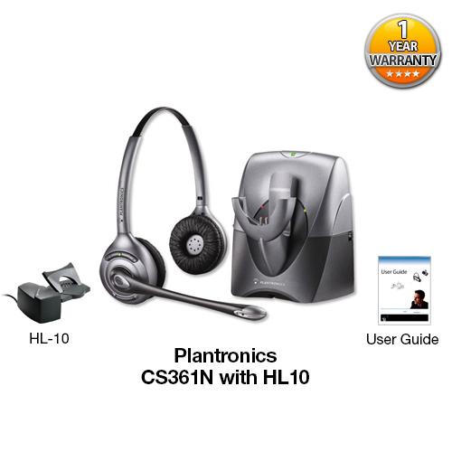 plantronics cs361n avaya AWH460N