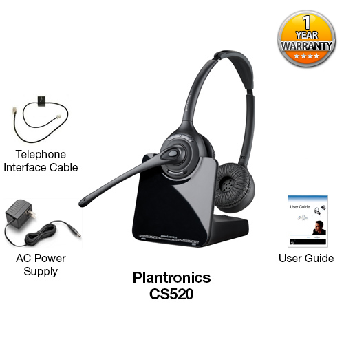 plantronics cs520 retail