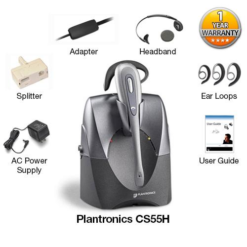 plantronics pl cs55h
