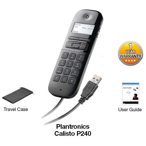 plantronics calisto p240