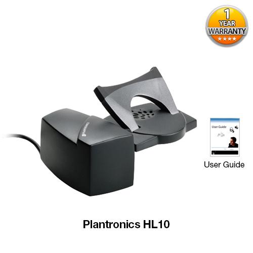 plantronics hl 10