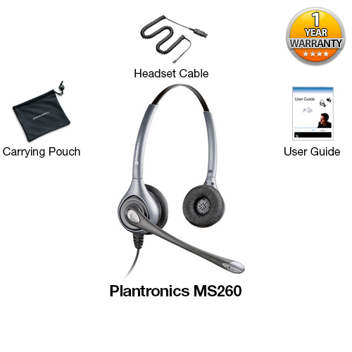 plantronics ms260