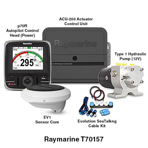 raymarine t70157