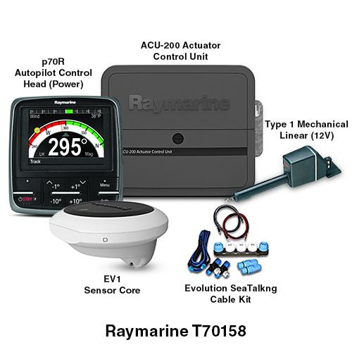 raymarine t70158