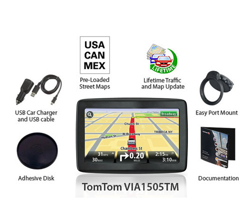tomtom via1505tm