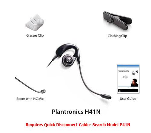 plantronics mirage h41n