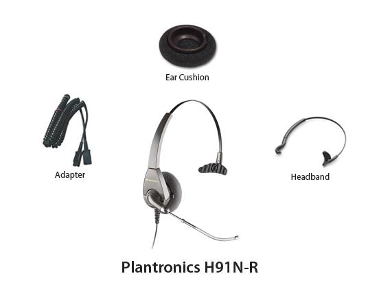 plantronics encore h91n