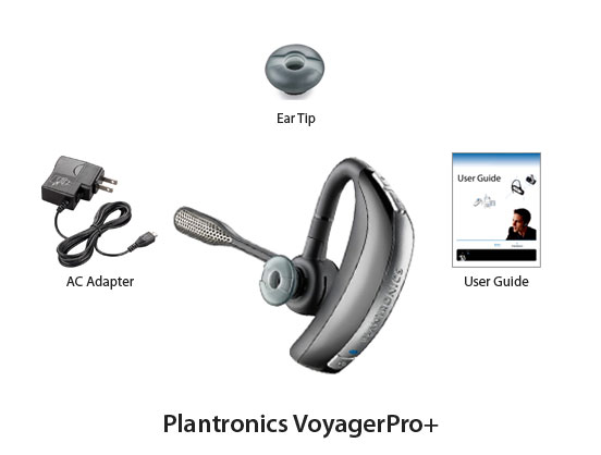 plantronics voyager pro plus manual