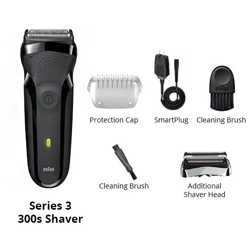 braun 300s essential package