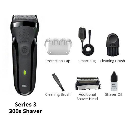 braun 300s super saver package