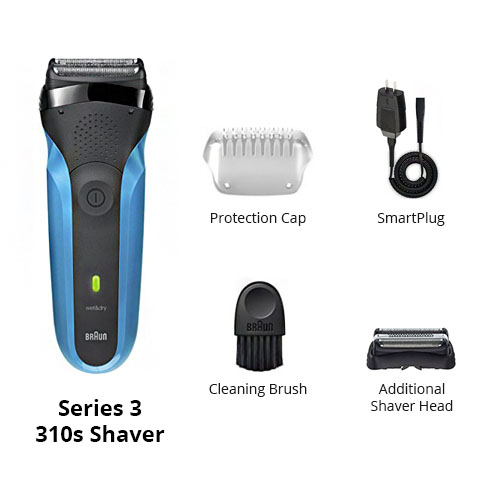 braun 310s starter package
