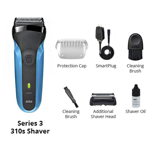 braun 310s super saver package