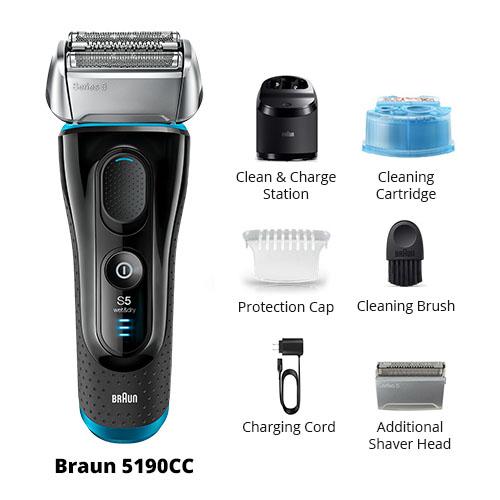 braun 5190cc starter package bra 5190cc