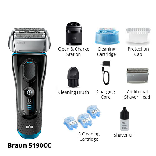 braun 5190cc super saver package
