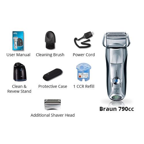 braun 790cc 4 starter package
