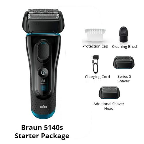 braun 5140s starter package