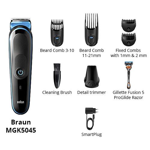 braun mgk5045
