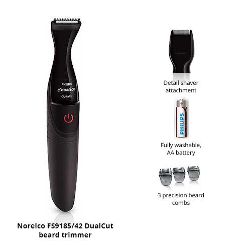 norelco fs9185 42