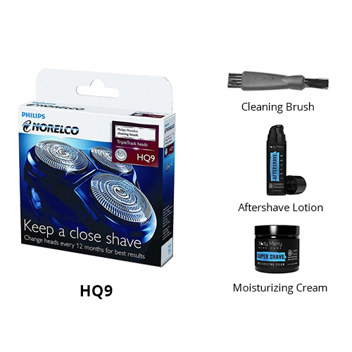 norelco hq9 essential bundle
