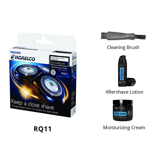 norelco rq11 essential bundle