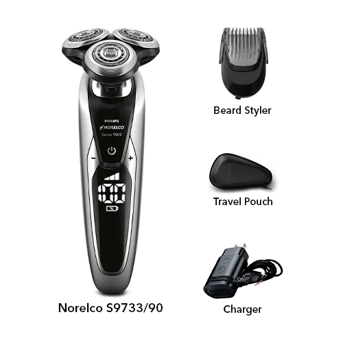 norelco 9850 shaver s9733 90
