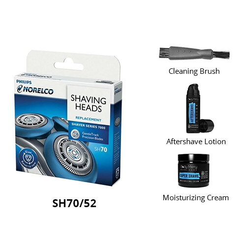 norelco sh70 52 essential bundle
