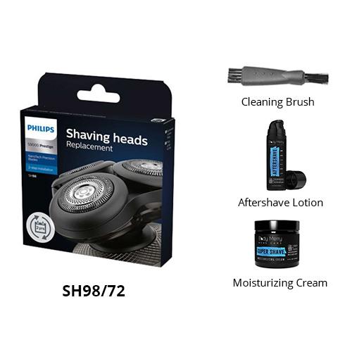 norelco sh98 72 grooming bundle