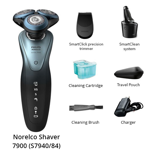 norelco shaver 7900 s7940 84