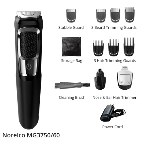 norelco mg3750/60
