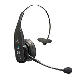 BlueParrott B350-XT - Mono Bluetooth Headset 96% Ambient Noise Suppression