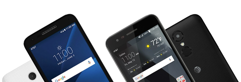 AT&T Prepaid Smartphone